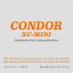 IKeycutter CONDOR XC-MINI
