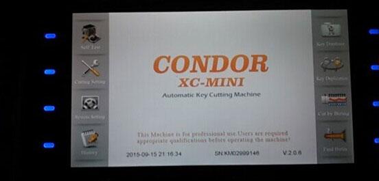 Mini Condor