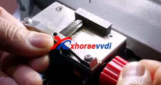 mini condor key cutting