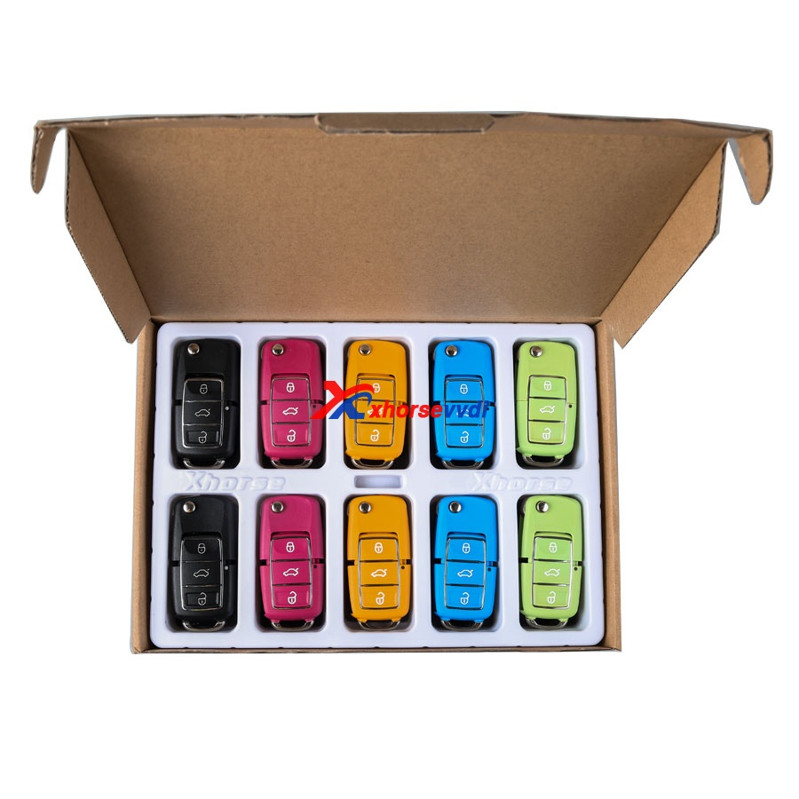 vw-b5-type-remote-key-different-color