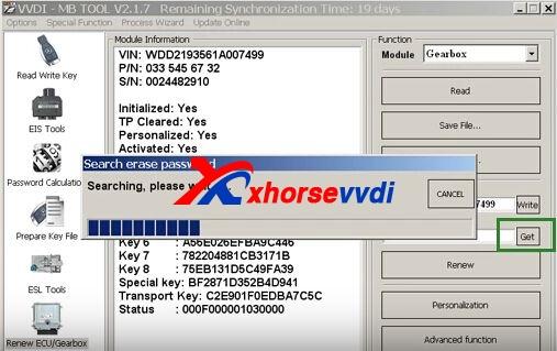 vvdi-mb-tool-renew-mercedes-w221-w219-w164-7g-gearbox-guide-3