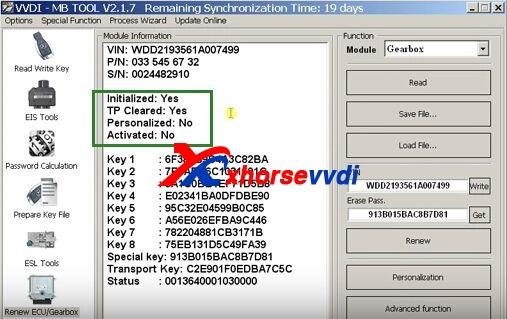 vvdi-mb-tool-renew-mercedes-w221-w219-w164-7g-gearbox-guide-5