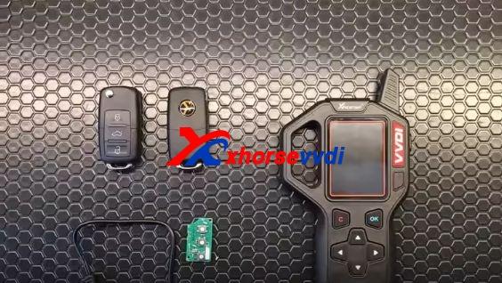 vvdi-key-tool-generate-vw-remote-key-chip-steps-1