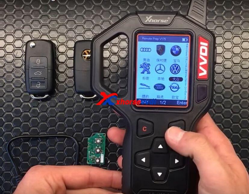 vvdi-key-tool-generate-vw-remote-key-chip-steps-5