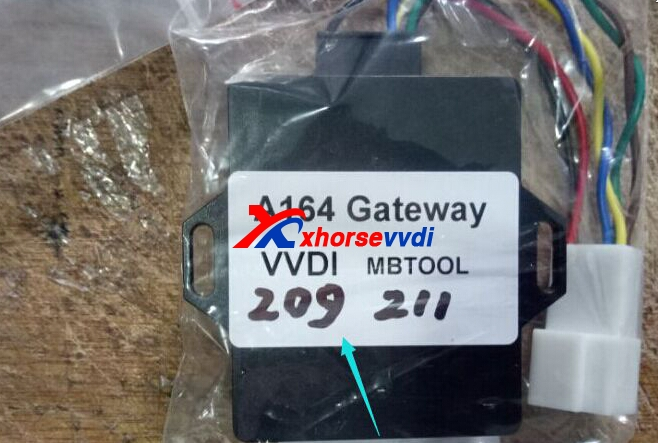 w164 gateway