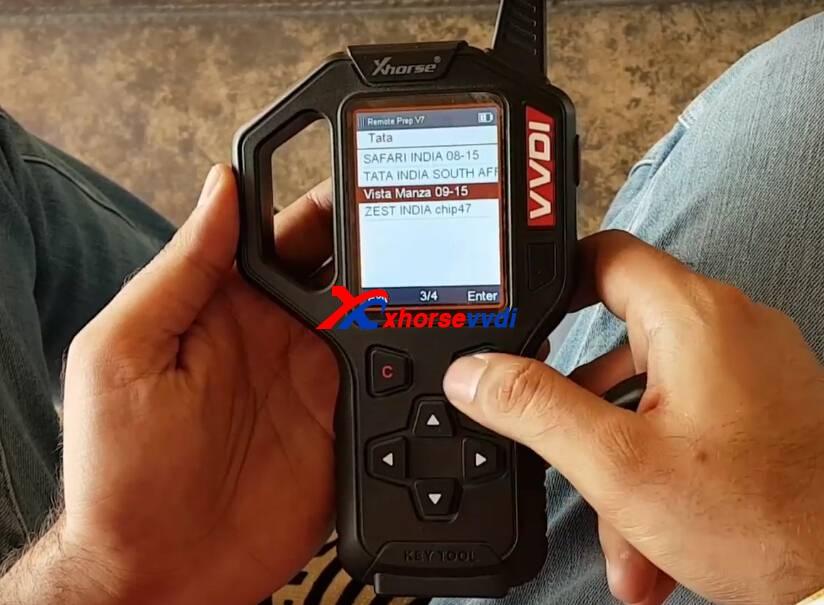 vvdi-key-tool-generate-tata-vista-remote-key-guide-5