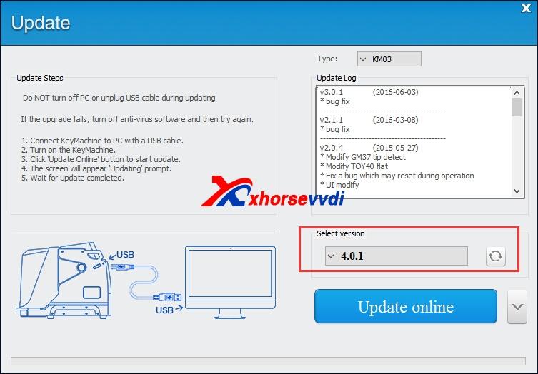 v4.0.1-condor-xc-mini-update