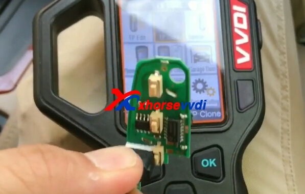 vvdi key tool frequency test