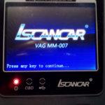 Iscancar VAG MM-007