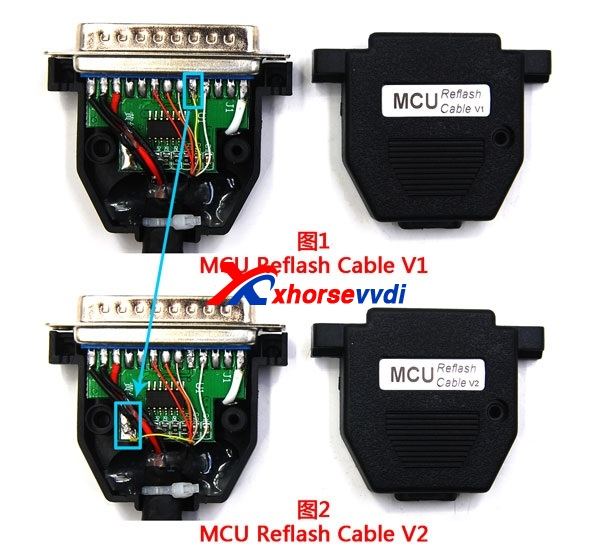 MCU-REFLASH-CABLE-V1-TO-V2