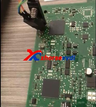 vvdi prog eeprom clip adapter