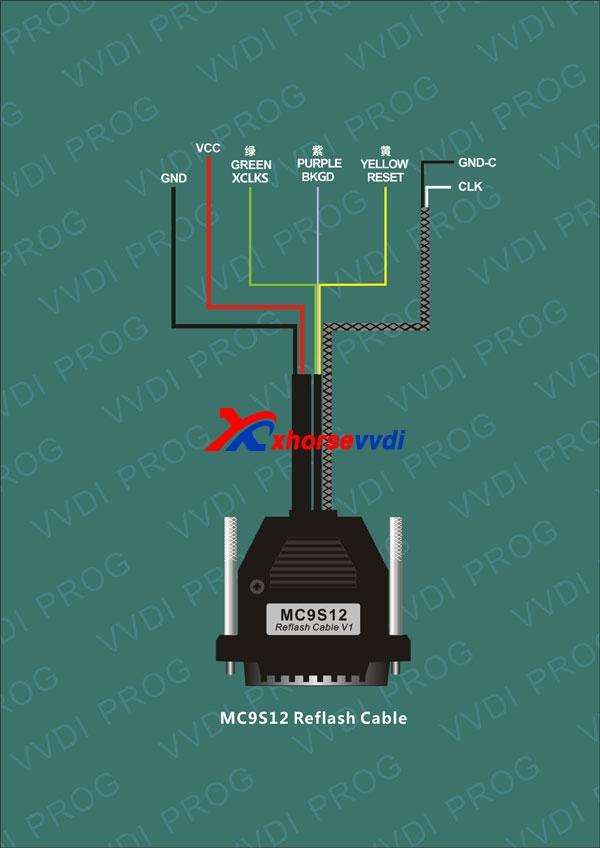 vvdi-prog-mc9s12-reflash-cable-wiring-diagram
