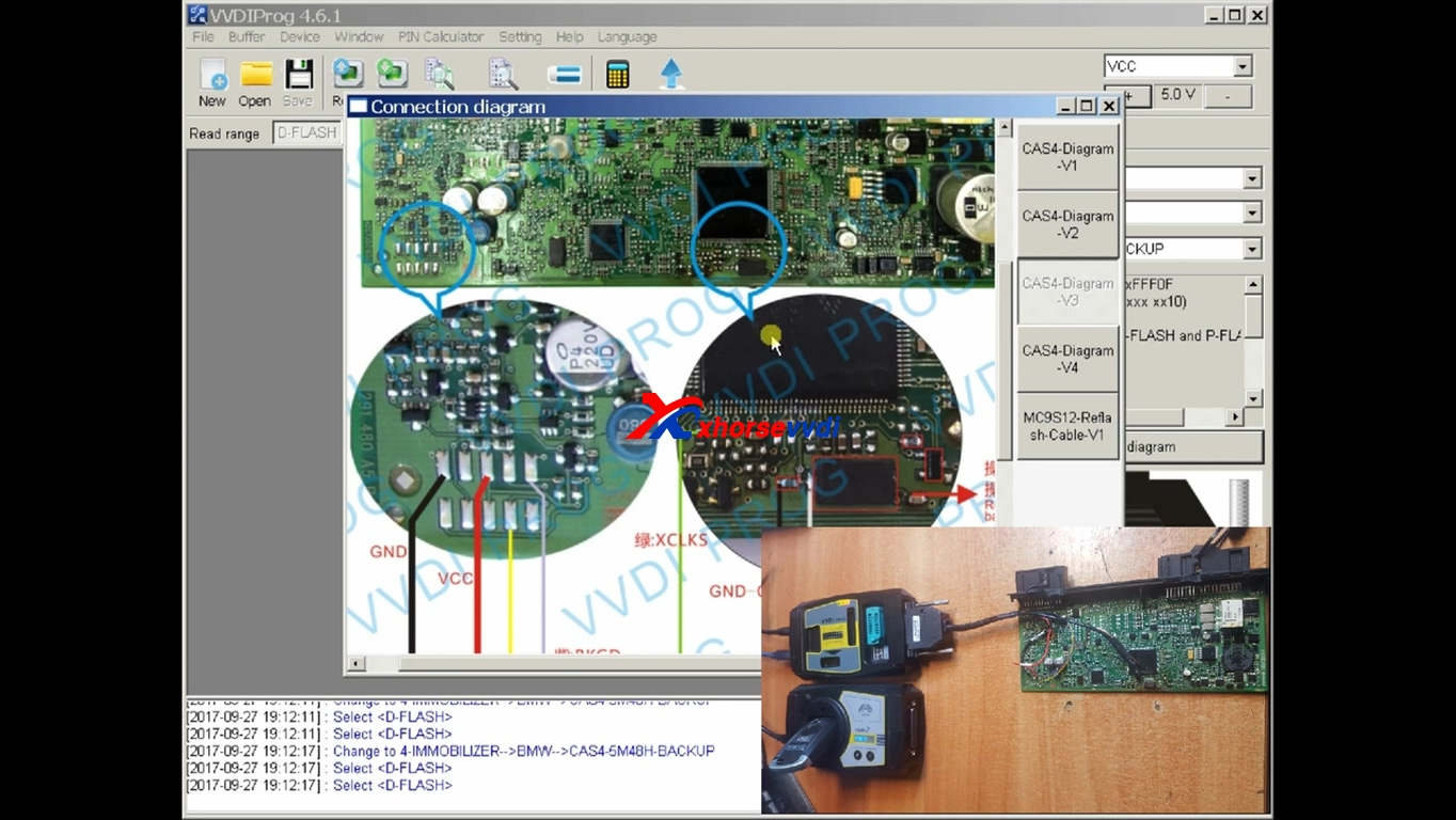 Prime Cas4 5M48H Key Programming With Vvdi2 Bmw 4 6 0 And Vvdi Pro 4 6 Wiring 101 Orsalhahutechinfo