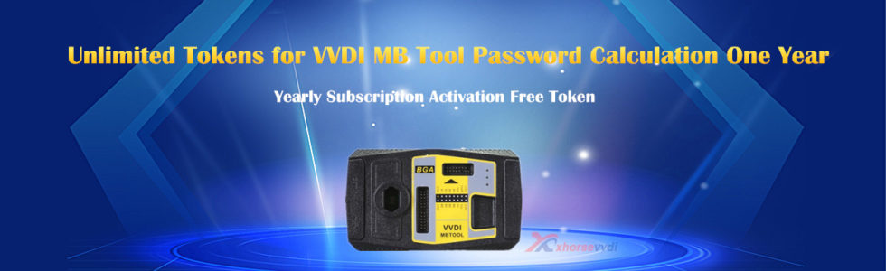 vvdi mb tool unlimit tokens