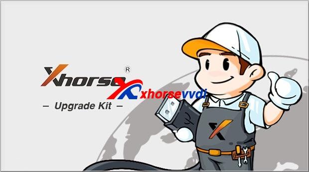 xhorse-update