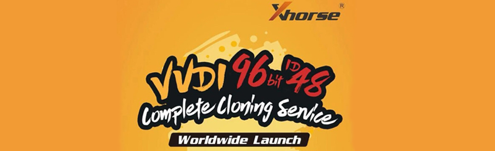 Xhorse VVDI2 Copy 48 Transponder (96 bit) Function Authorization Service Get MQB Key Learn Free