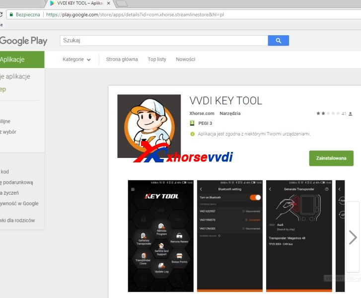 how to install and register xhorse key tool ios  android app  xhorsevvdi official blog iTunes 10 5 iTunes 6