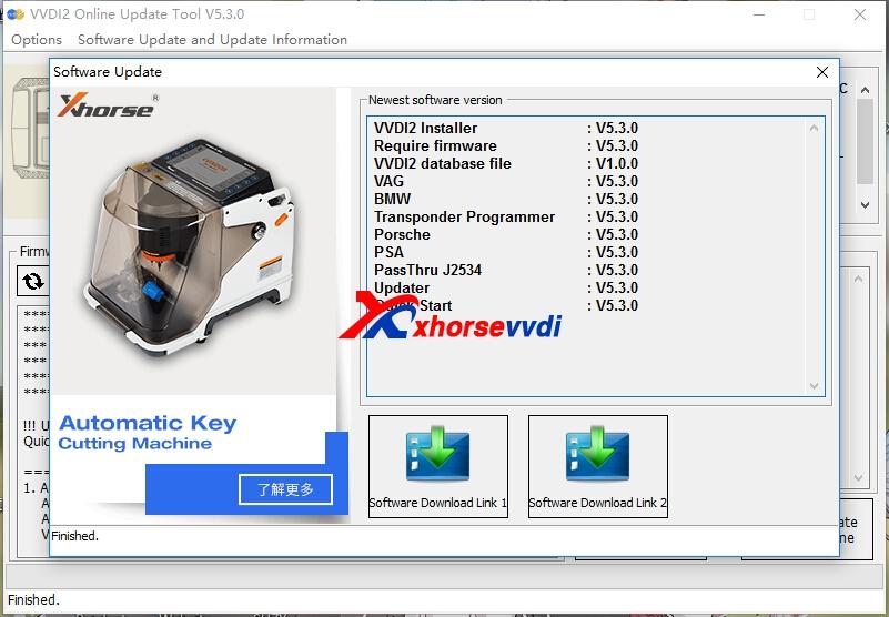 Free Download V5 3 0 VVDI2 Key Programmer Software(2018 3 22