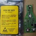 xhorse benz key pcb