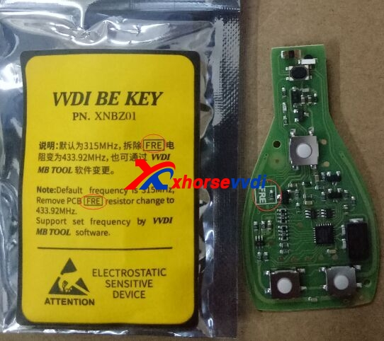 change-benz-key-pro-frequency