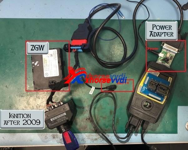 vvdi-benz-w164-connection-2