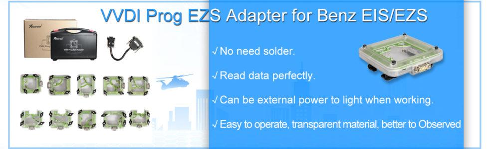 VVDI Prog Adapter for Benz EIS/EZS