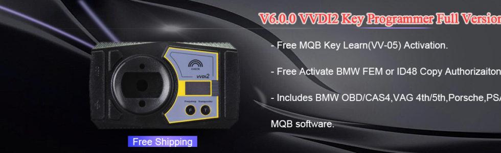 VVDI2 MQB free