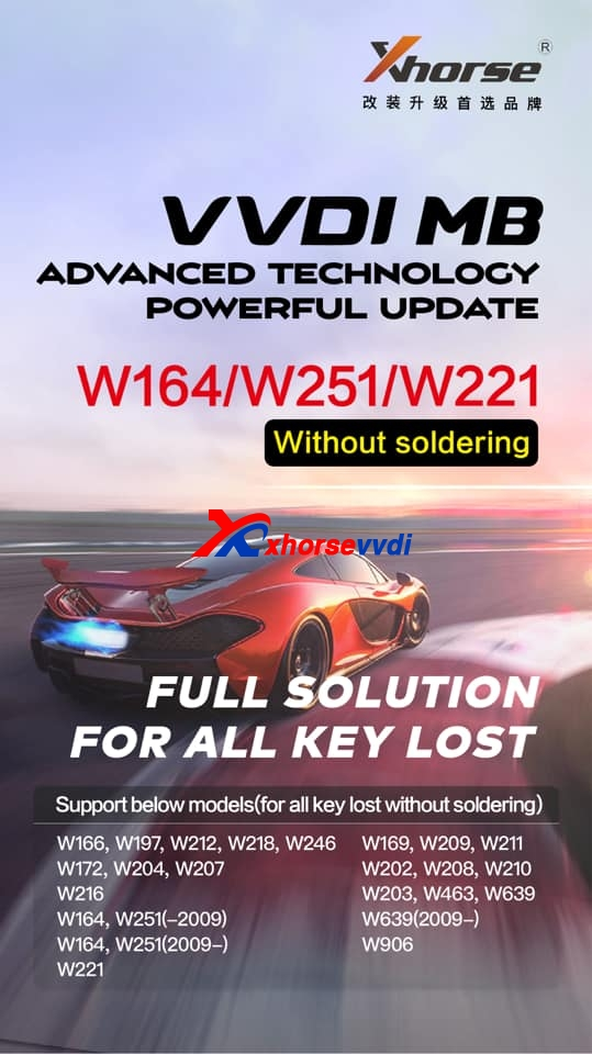 Support-W164-W251-W221-calculate-password-when-all-key-lost