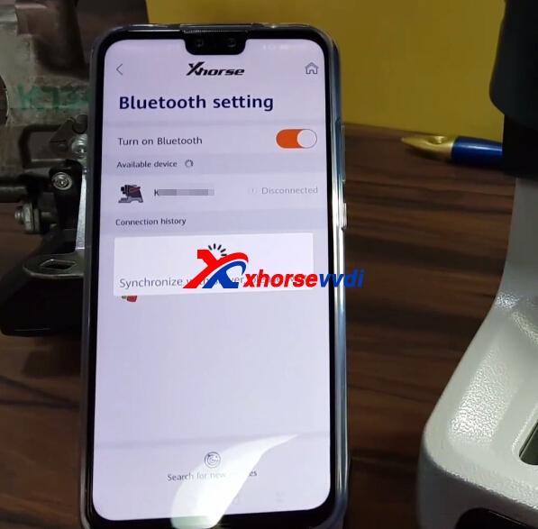 how-to-use-condor-dolphin-key-cutting-machine-cut-honda-hon66-2