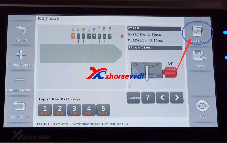 how-to-use-condor-xc-mini-plus-cut-hyundai-ix35-key-5