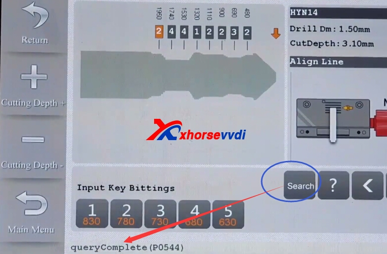 how-to-use-condor-xc-mini-plus-cut-hyundai-ix35-key-9