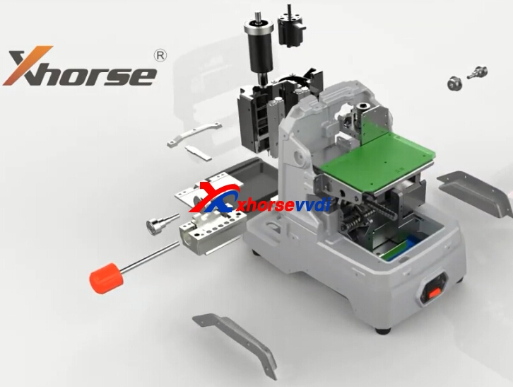 xhorse-condor-xc-mini-plus-dolphin-xp-005-xp-007-key-cutting-machine-preview-4