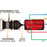 vvdi benz eis connection diagram