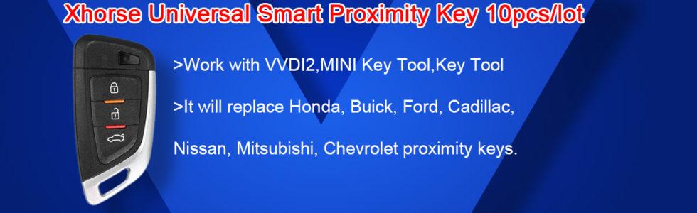 Xhorse Universal Smart Proximity Key