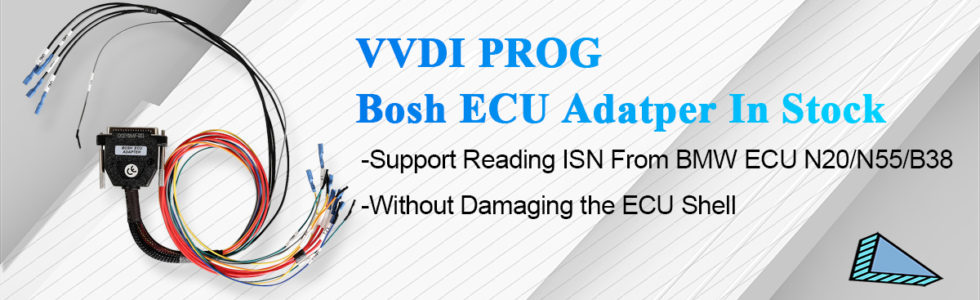 vvdi prog bosh ecu adapter