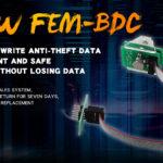 BMW FEM-BDC Data Reading 8Pin Adapter
