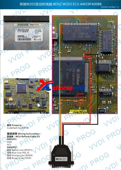 vvdi-prog-read-benz-ecu-w203-am29f400bb-1