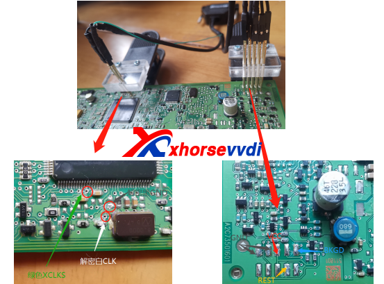 how-to-use-vvdi-prog-bmw-cas4-data-reading-socket-adapter-clip-wire-2