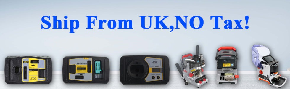 Xhorse vvdi uk warehouse