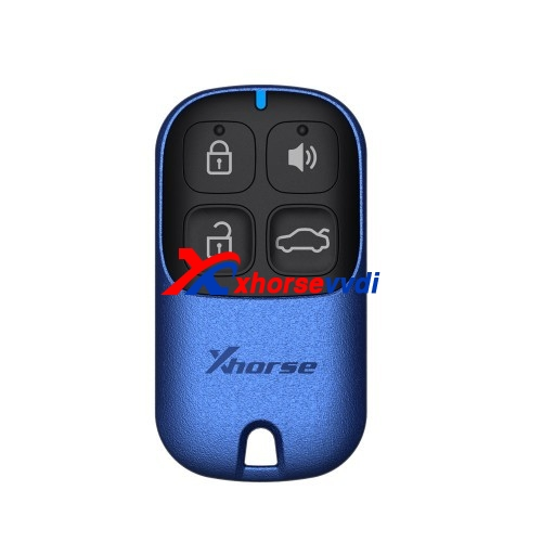 xhorse-wire-remote-4-button-blue