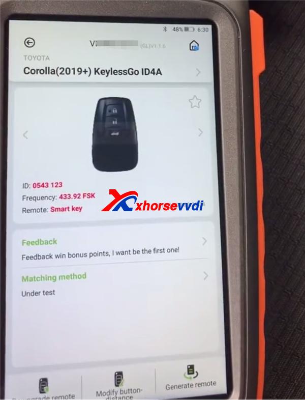 vvdi-key-tool-max-generate-toyota-corola-keylessgo-key-3