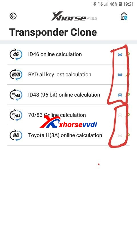 xhorse-remote-car-icon