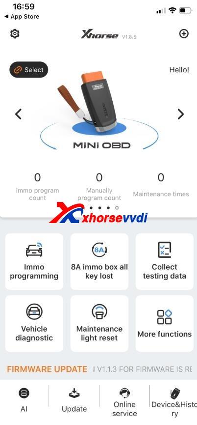 vvdi-mini-obd-xhorse-app