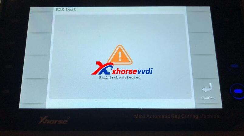 condor-xc-mini-fail-probe-detected-test-error-2