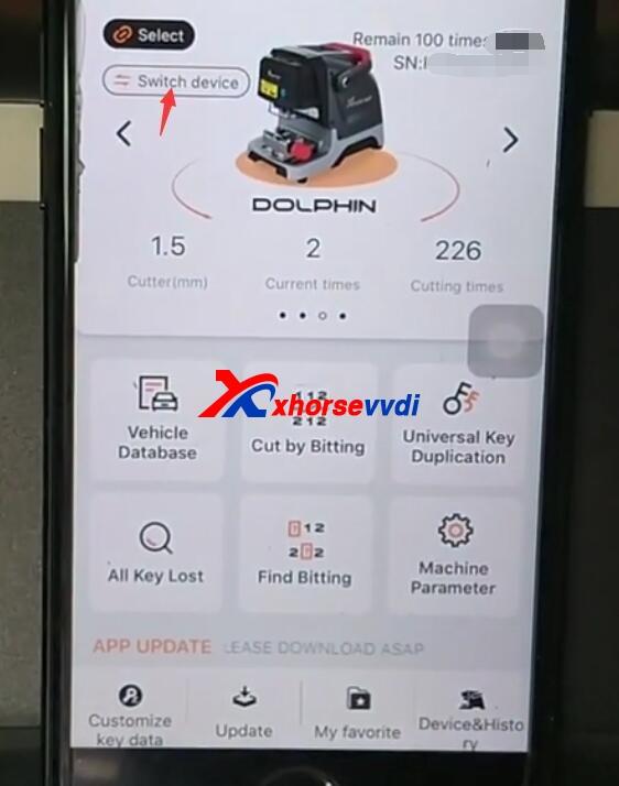 condor-xc-mini-plus-on-xhorse-app-1