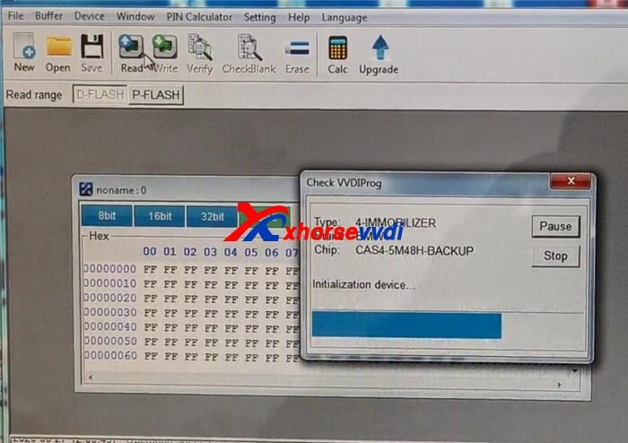 vvdi-prog-read-bmw-cas4-5m48h-with-cas4-adapter-5