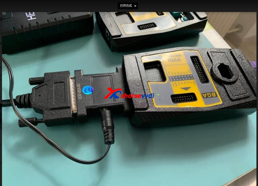 fix W204 data acquisition failure with MB tool power adapter