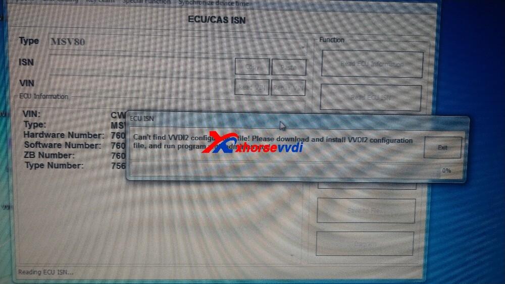 xhorse-vvdi2-error-cant-find-vvdi2-configuration-file-solution