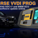 2006 W639 vito ESL or Key problem, solved with VVDI prog