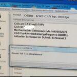 VVDI bimtool pro downgrade BMW CAS3+ failure, how to repair?